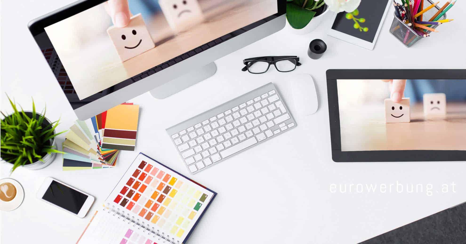 Grafik und Druck / Printwerbung